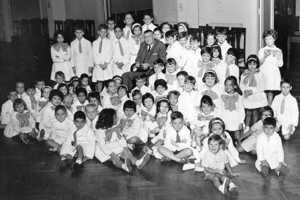 1963 primer generación de la Escuela Logosófica
