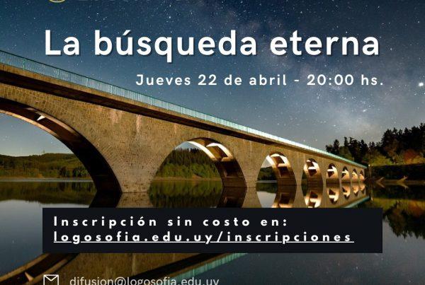 logosodia puente a la busqueda eterna