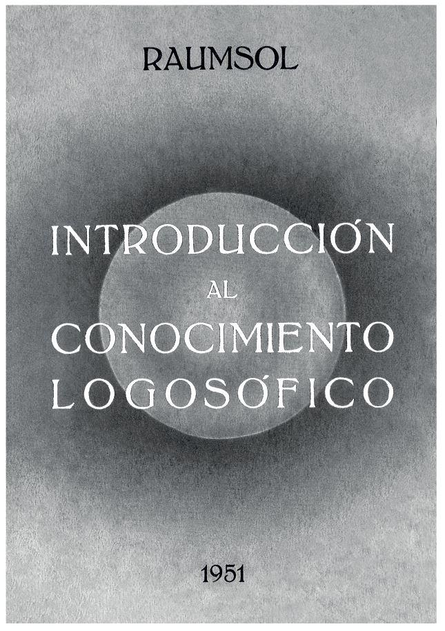 Introducción al conocimiento logosófico – 1951